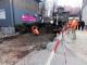 Radovi na sanaciji puta za kola Hitne pomoći u Zenici