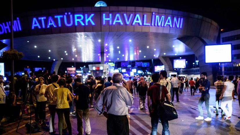 Najmanje 41 osoba poginula u napadu u Istanbulu