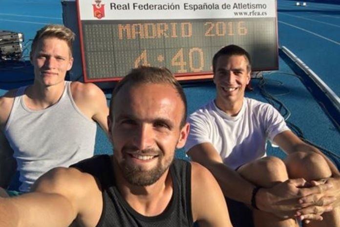 Amel Tuka večeras trči u Madridu