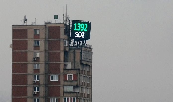 Gradski displeji u Zenici u kvaru