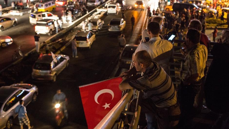 Propao pokušaj vojnog udara u Turskoj