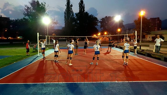 VIDEO+FOTO: Svečano otvoreni obnovljeni sportski tereni na Kamberovića polju