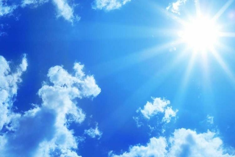 Danas sunčano vrijeme uz moguće lokalne pljuskove