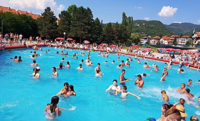 U Zenici sutra sa radom počinju bazeni u Crkvicama