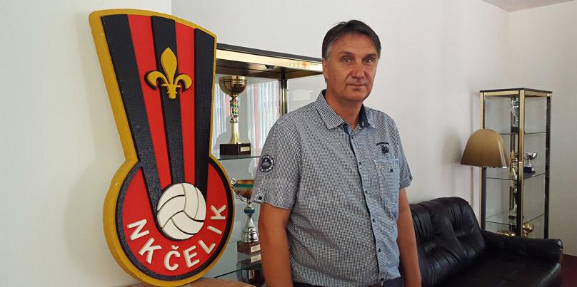 Kemal Alispahić novi trener Čelika, i prije sezone počinje borba za opstanak