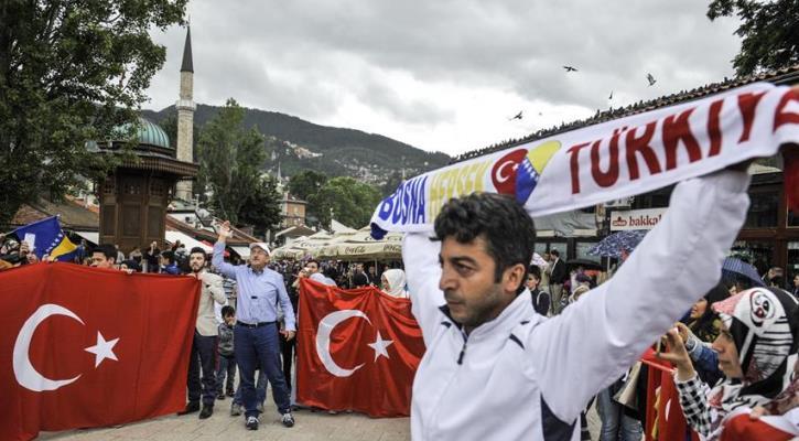 Potpisan ugovor za Erdoganov miting u Zetri 20. maja