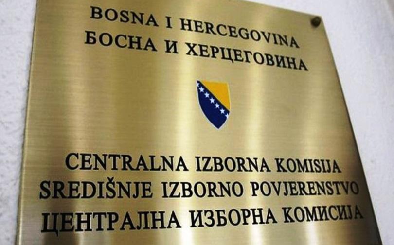 CIK danas donosi odluku o izborima u BiH