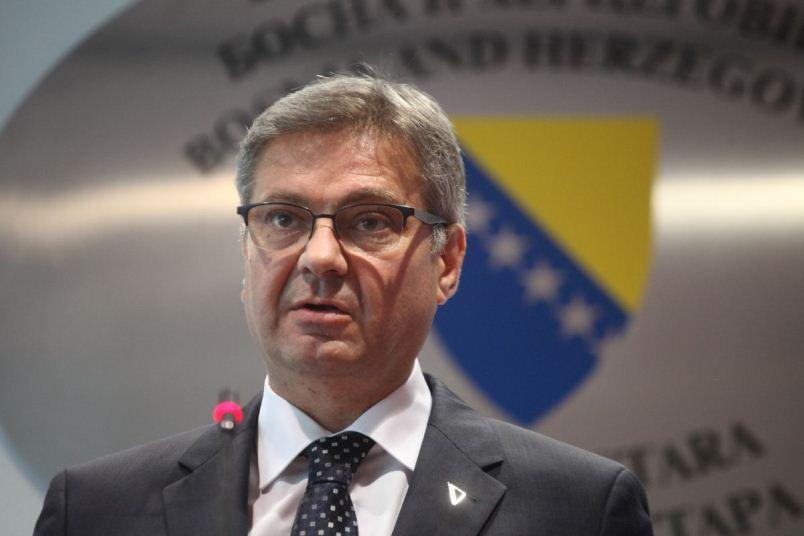 Denis Zvizdić zvanično napustio Stranku demokratske akcije