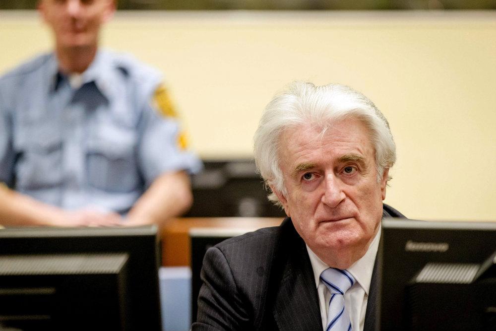 Odbijena žalba Karadžićeve odbrane na kaznu doživotnog zatvora