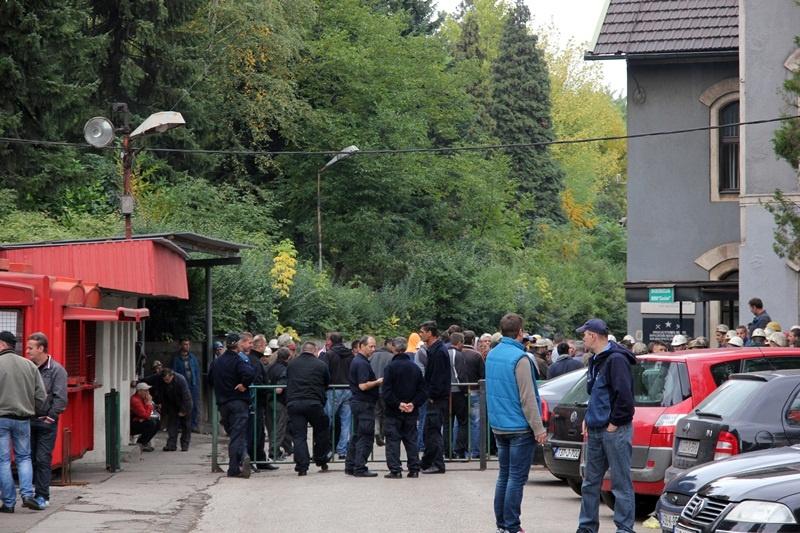 Rudarima RMU Zenica danas će biti isplaćeni topli obroci