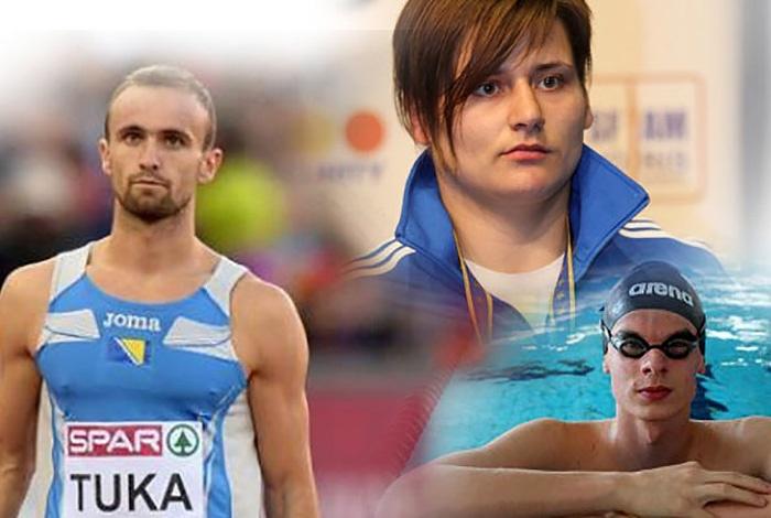 Bh. olimpijci Tuka, Cerić i Čeprkalo u petak nastupaju na OI