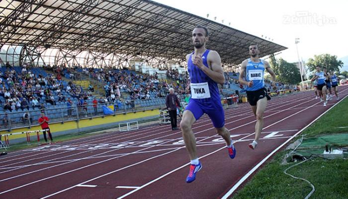 Amel Tuka prvi na Atletskom mitingu u Zenici, Maid i Mediha ispunili normu za Evropsko prvenstvo