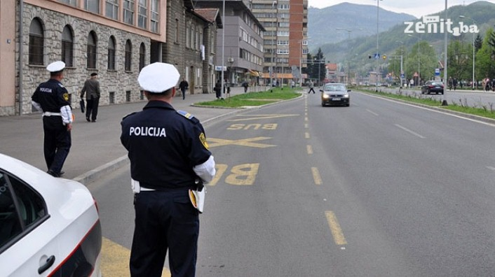 Zeničanin u Mercedesu prevozio 5 tona uglja, pa uhapšen