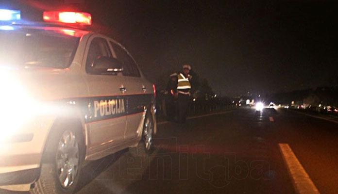 Saobraćajna nezgoda na magistralnom putu Žepče-Maglaj