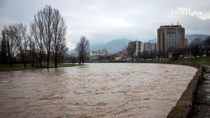 Nove poplave mogle bi pogoditi BiH u narednim danima