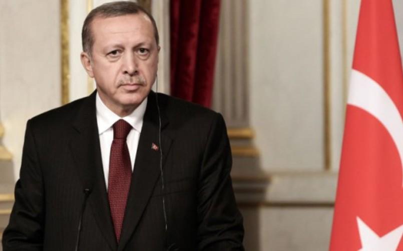 Erdogan bacio Trumpovo pismo u kantu za smeće