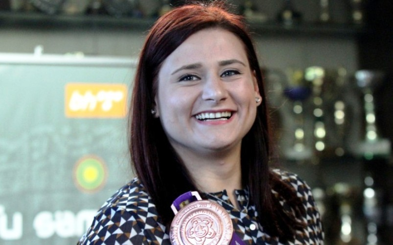 Laris Cerić osvojila srebro na Grand Prixu u Antaliji
