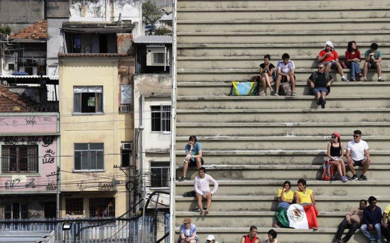 Druga strana Olimpijade u Rio de Janeiru