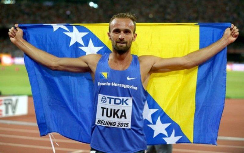 Amel Tuka izabran za najboljeg atletičara Starog kontinenta