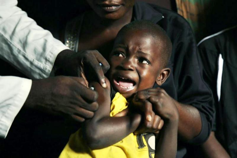Spremna vakcina protiv malarije za djecu