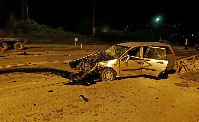 FOTO: Saobraćajna nesreća kod Zenice, poginule tri osobe