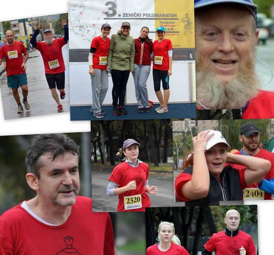 Otkazana ovogodišnja gradska trka 'Zenički maraton'