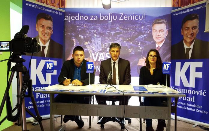 Kasumović: Ukinut ću sve paušale i fiksne troškove Javnih preduzeća u Zenici
