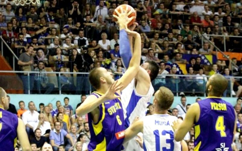 Naši košarkaški večeras u Švedskoj zaključuju kvalifikacije