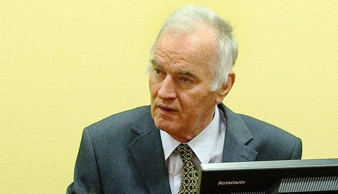 Ratni zločinac Ratko Mladić prebačen u bolnicu