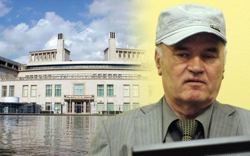 Haag: Statusna konferencija Ratku Mladiću