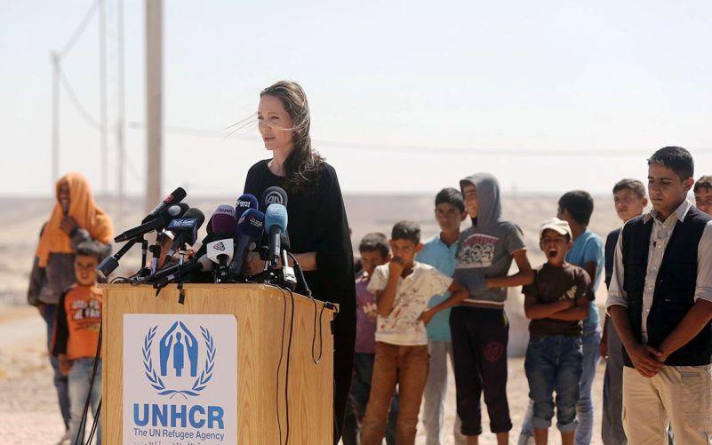 Hoće li Angelina Jolie usvojiti dijete iz Sirije?
