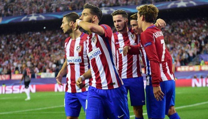 Real Sociedad slavio protiv Atletico Madrida