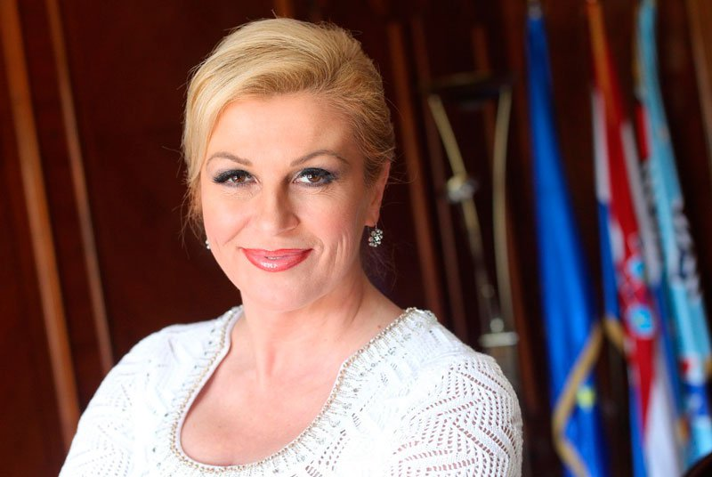 Kolinda Grabar Kitarović u posjeti SBK
