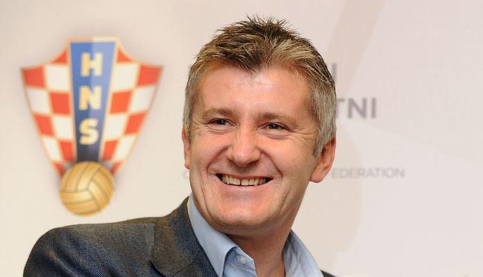 Davor Šuker danas u Zenici prati susret NK Čelik - FK Tuzla City