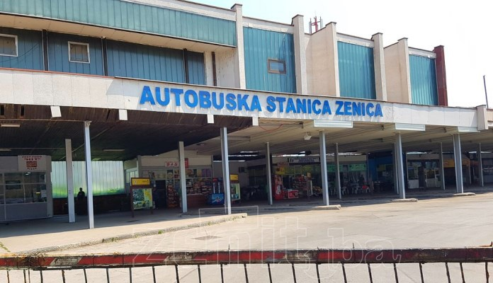 Autobuska stanica Zenica i dalje blokirana