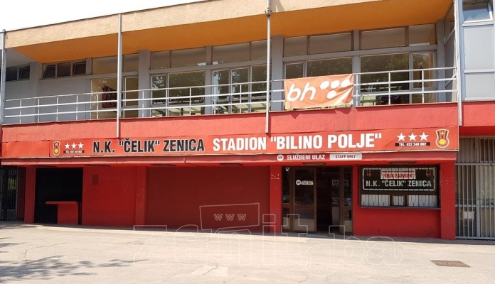 "Finansijska policija u NK ""Čelik"""