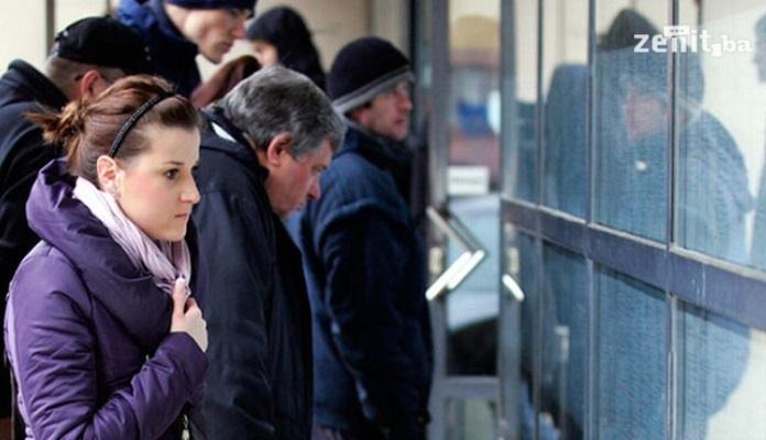 U Federaciji BiH u oktobru manji broj nezaposlenih