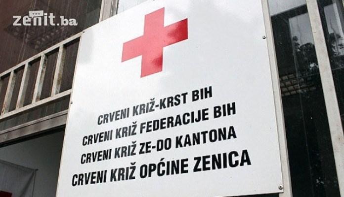 Crveni križ Grada Zenica organizuje akciju prikupljanja pomoći za migrante u BiH