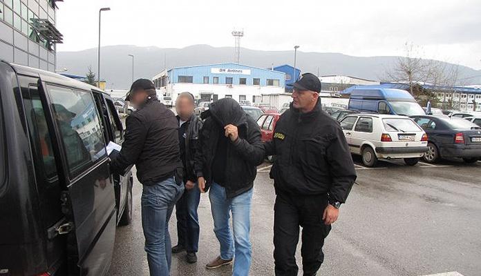 Na graničnim prijelazima uhapšena četiri bh. državljana