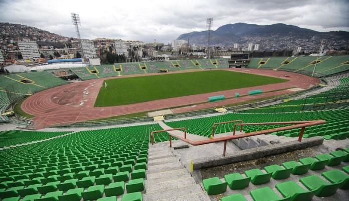 Prijateljska utakmica BiH - Iran na Koševu