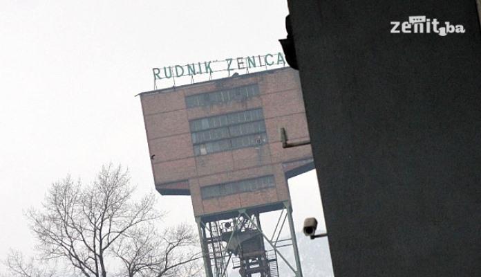 Račun rudnika u Zenici ponovo blokiran zbog dugovanja, rudari odbili raditi
