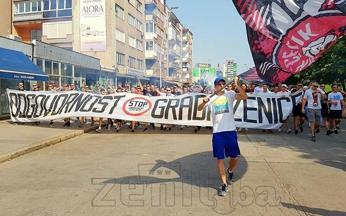 Robijaši ne prekidaju svoj bojkot, bez podrške Čeliku u nedjelju protiv Radnika