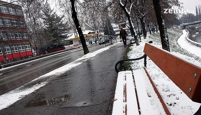 Stiže zahlađenje u BiH, u narednim danima niže temperature i snijeg