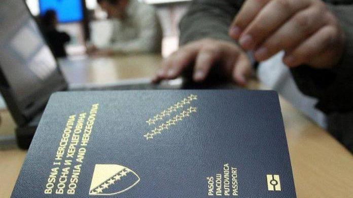Više od 3 hiljade građana se prošle godine odreklo bh. državljanstva