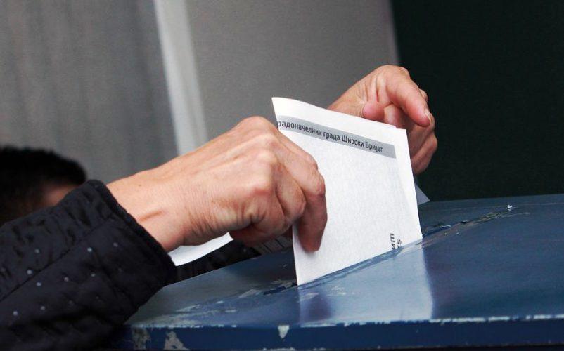 Poznat tačan broj glasača na Lokalnim izborima u BiH