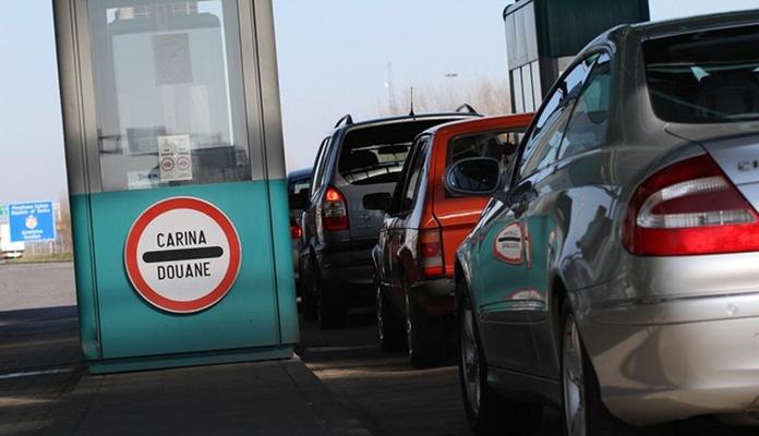 Na Doljanima pojačana frekvencija vozila na izlazu iz BiH