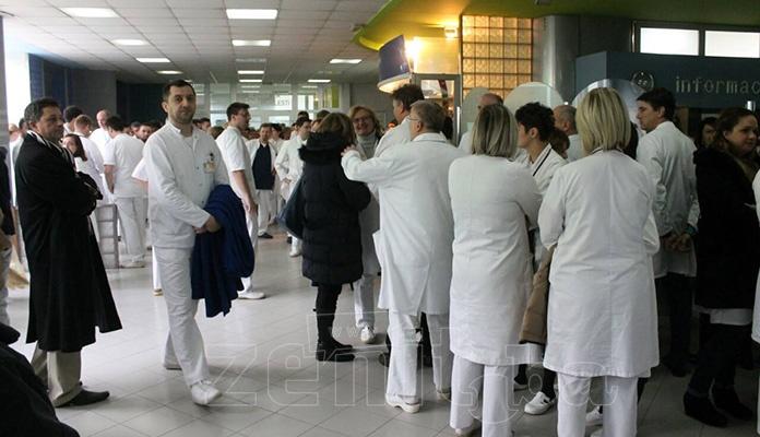 Medicinske sestre i tehničari u ZDK nezadovoljni uslovima u kojima rade