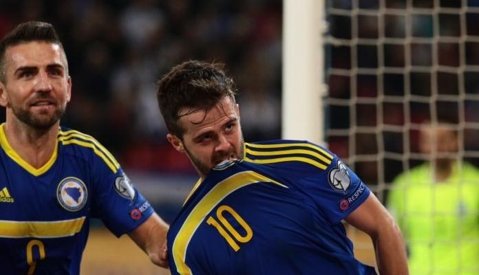 Dvije utakmice suspenzije za Miralema Pjanića