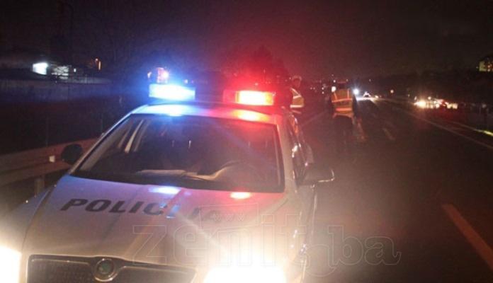 Lančani sudar na M-17 kod Zenice, jedna osoba povrijeđena