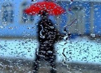 Oblačno s kišom, krajem dana snijeg u BiH